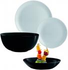 Столовий сервіз Luminarc Diwali Black&Granit на 6 персон 19 предметів
