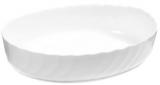 Блюдо для запекания Luminarc Trianon овальное 37х29см, стеклокерамика