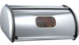 Хлібниця LUXBERG Farina 43x27x18см з нержавіючої сталі