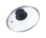 Крышка стеклянная Luxberg BELLINI для кухонной посуды Ø20см