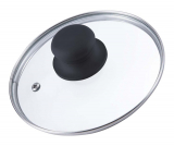 Крышка стеклянная Luxberg BELLINI для кухонной посуды Ø24см