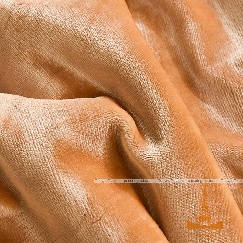 Плед-покрывало меховое Love You 200х220, песочный