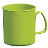 Кружка Ucsan пластикова 300мл кольорова