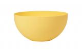 Пиала Ucsan Frosted Bowl пластиковая 600мл круглая