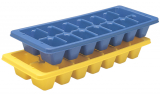 Набор форм для льда Ucsan 2 ледницы 11,5x28x4см по 14 кубиков