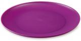 Тарелка Ucsan пластиковая мелкая 21см круглая