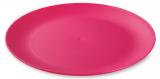 Тарілка Ucsan пластикова дрібна 24см кругла