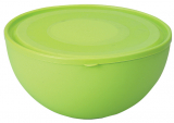 Салатниця Ucsan Frosted Bowl пластикова 4000мл кругла з кришкою