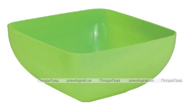 Пиала Ucsan Frosted Bowl пластиковая 2500мл квадратная