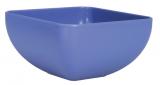 Салатница Ucsan Frosted Bowl пластиковая 4000мл квадратная