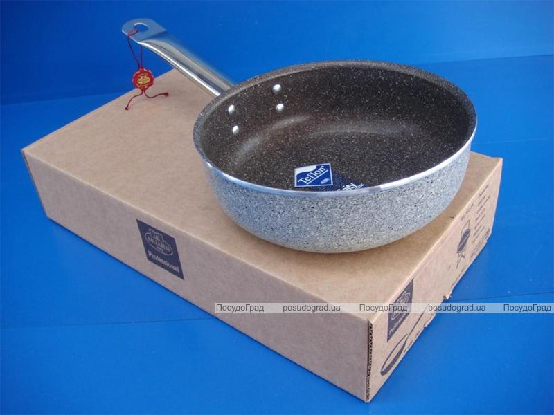 Сковорода глубокая Ballarini Professional Ø24см с антипригарным покрытием SilverStone