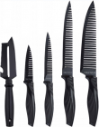 Набор ножей Millerhaus Magin Blade 5 ножей со специальным лезвием