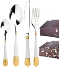 Набор столовых приборов Miller House 5992 Сундук 72 предмета на 12 персон
