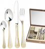 Набор столовых приборов Miller House-33 Деревянная коробка 24 предмета на 6 персон