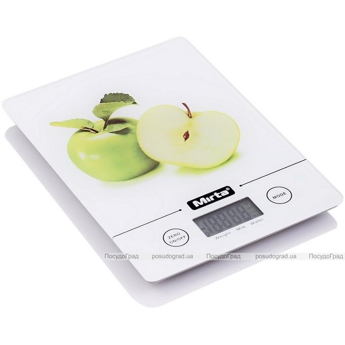 Кухонные весы Mirta SKE 205A электронные до 5кг