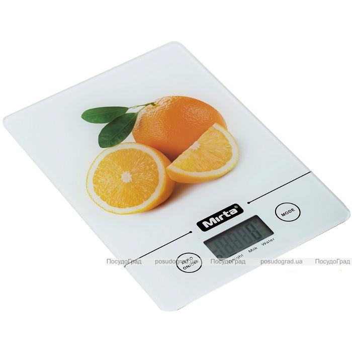 Кухонные весы Mirta SKE 205O электронные до 5кг