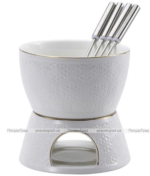 Набор для фондю Milleroy&House Hot Chocolate 6 предметов