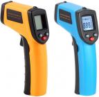 Термометр цифровий дистанційний (пірометр) ІК-50С до + 380С з лазерним покажчиком