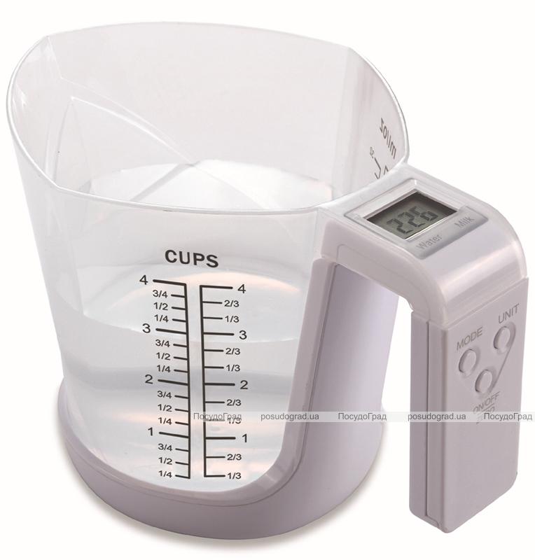Кухонные весы Maestro 1804 электронная чаша до 3кг