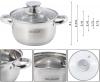 Набір кухонного посуду Ofenbach Berlin 12 предметів