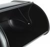 Хлебница Ofenbach Breadbox 30х19.5х15.5см, нержавеющая сталь, черный матовый