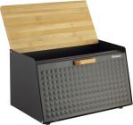 Хлібниця Ofenbach Breadbox 35.5х21.5х19.5см, нержавіюча сталь, чорний