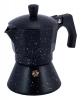 Кавоварка гейзерна Ofenbach Black Marble 150мл на 3 чашки