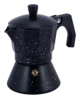 Кофеварка гейзерная Ofenbach Black Marble 300мл на 6 чашек
