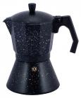 Кофеварка гейзерная Ofenbach Black Marble 450мл на 9 чашек
