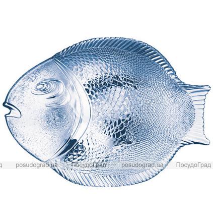 Блюдо Marine Blue 360х250мм 1шт