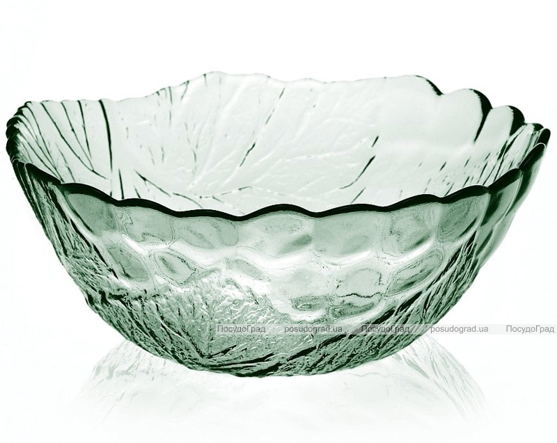 Стеклянный салатник Sultana Green Ø23см 1.6л