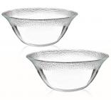 Набор 6 стеклянных мисок Mosaic 500мл Ø16см (салатники)