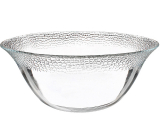 Великий скляний салатник Mosaic Ø23мм