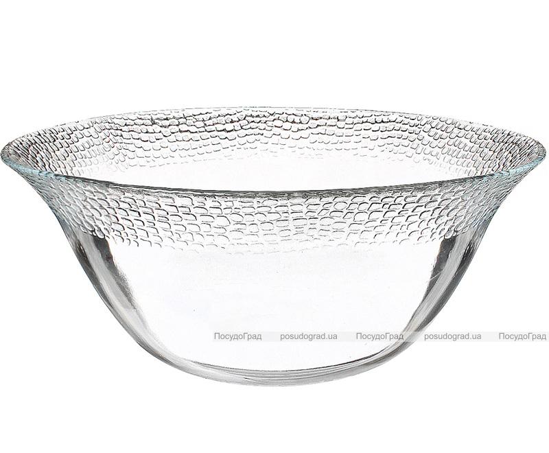 Большой стеклянный салатник Mosaic Ø23мм