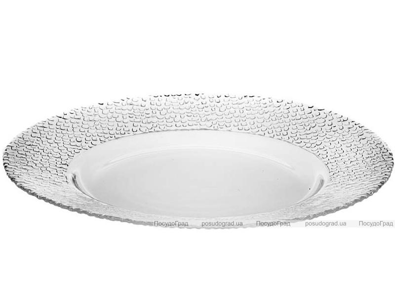 Набор 6 стеклянных тарелок Mosaic Ø19.5см