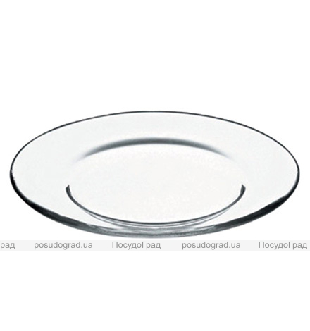 Набор 12 стеклянных тарелок Invitation Ø19.5см