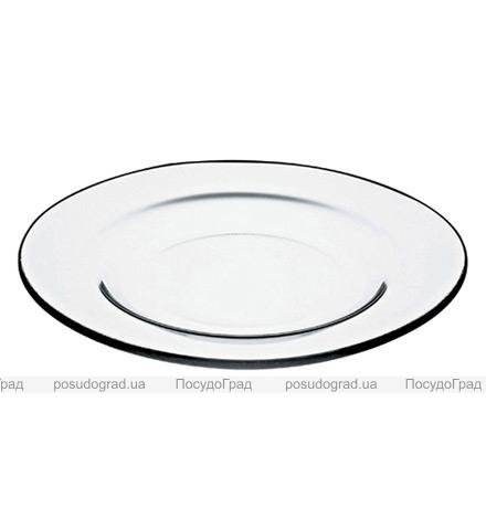 Набор 12 стеклянных тарелок Invitation Ø26см