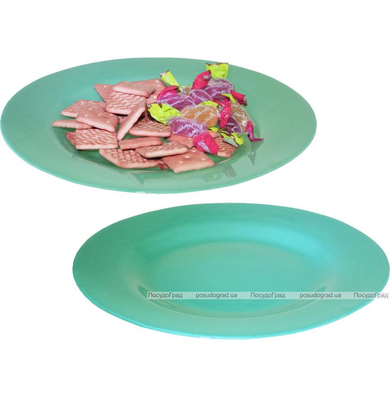 Тарелка обеденная Jazzy Green Ø26см