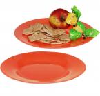 Тарілка обідня Jazzy Orange Ø26см