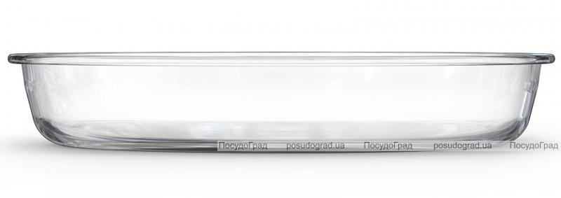 Форма ZEST Glass Borcam 1.84л для запекания на пару в микроволновой печи