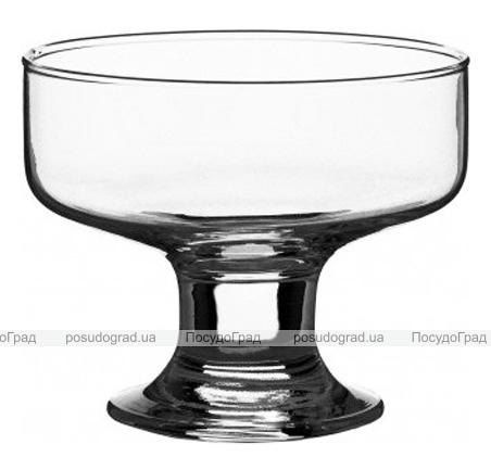 Набор 3 стеклянные креманки Aquatic Ice Ville Ø11см (310мл)