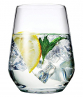 Набор 12 стеклянных стаканов Allegra 425мл, универсальный соковый стакан