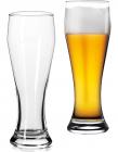 Набір 6 фужерів Pub Pasabahce для пива 415мл, скляний пивний стакан