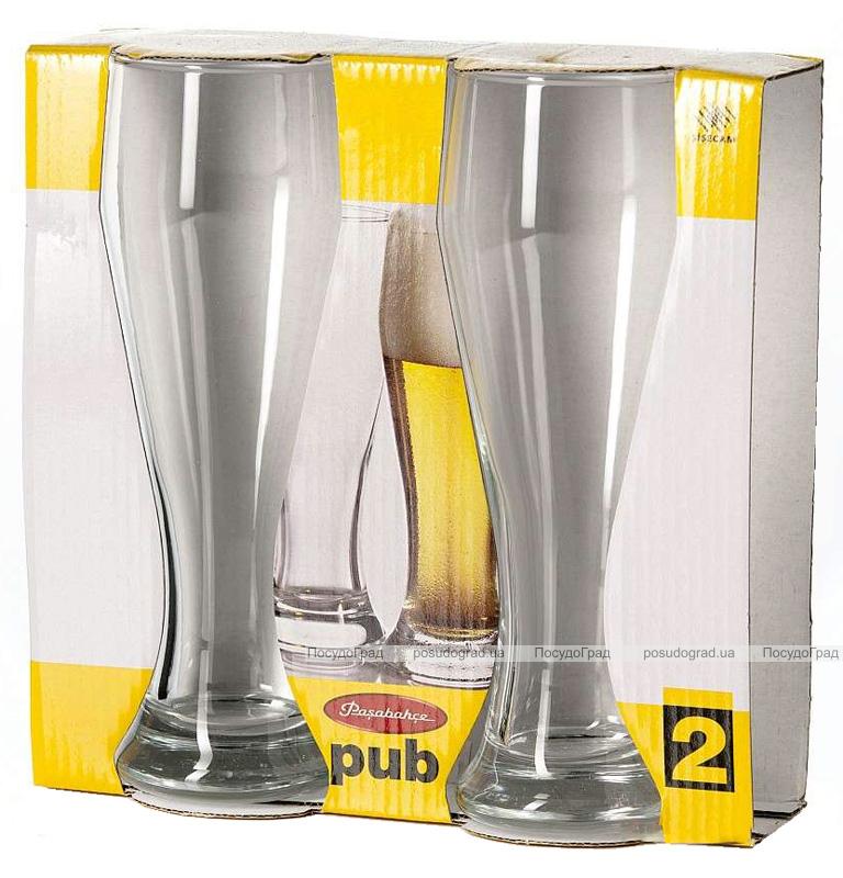 Набор 2 фужера Pub для пива 415мл