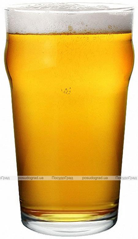 Келих для пива Pasabahce Nonic 285мл