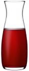 Декантер для вина (графин) Amphora 1180мл, стеклянный
