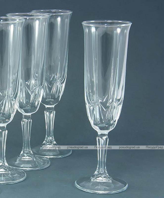 Набор 12 бокалов Karat 163мл для шампанского