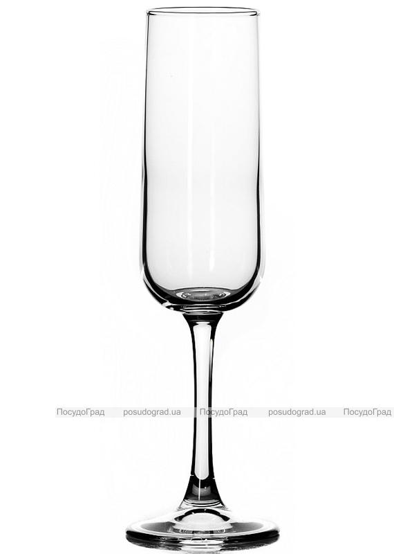 Набор 6 бокалов Casual 175мл для шампанского