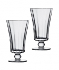 Набор 6 стеклянных рюмок Diamond 130мл для коктейлей и ликера