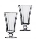 Набір 6 скляних чарок Diamond 130мл для коктейлів та лікеру